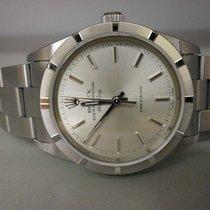 "Rolex Air-king 14010 S/s 34mm Auto Watch. ""p"" Series"