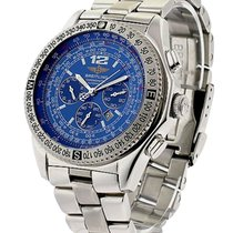 Breitling A42362 Professional B2 Chronograph in Steel - on...