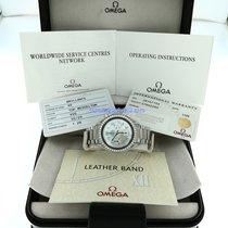 Omega Speedmaster Chronograph 38 mm Diamonds