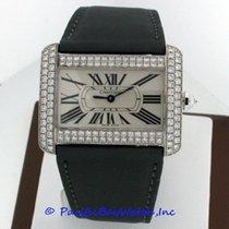 卡地亚 (Cartier) Divan Diamond Men's Pre-owned