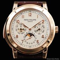 Patek Philippe Ref# 5074R Perpetual Calendar Minute Repeater