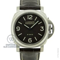 Panerai Luminor PAM562 Base 8 Days Titanium New-Full Set