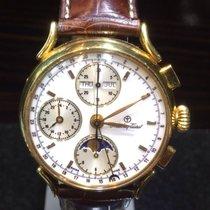 Mathey-Tissot triple calendar vintage chronograph