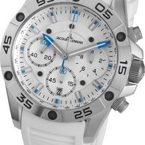 Jacques Lemans Liverpool 1-1773B Herrenchronograph Design...