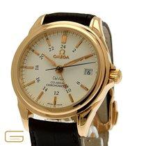 Omega de Ville Co-Axial 18K.Gold