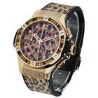 Hublot Big Bang 41mm Gold Leopard