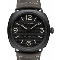Panerai Radiomir Ceramica in Matt Black Ceramic