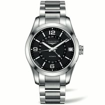 Longines Conquest classic GMT