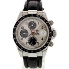 Tudor Men's  Tiger Prince Date Stainless Steel 72960P W/ Box