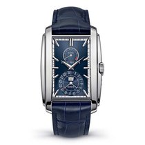Patek Philippe GONDOLO 8 DAYS BLU DIAL WHITE GOLD