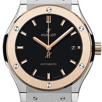 Hublot Classic Fusion 38mm King Gold