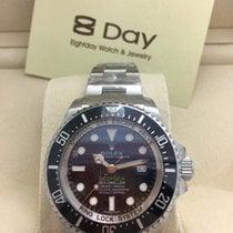 劳力士  (Rolex) Sea-Dweller DeepSea D-Blue 116660