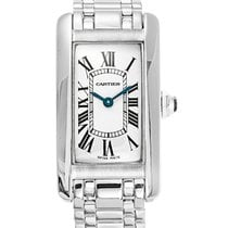 Cartier Watch Tank Americaine W26019L1