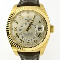 Rolex Skydweller yellow gold 326138