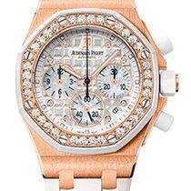 Audemars Piguet Royal Oak Offshore 18K Pink Gold &...