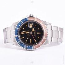 勞力士 (Rolex) GMT Master 1675 OCC Gilt Chapter Ring