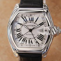 Cartier Roadster Men's Automatic Jumbo 41mm Stainless...