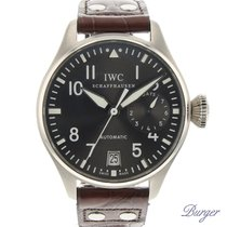 IWC Big Pilot White Gold