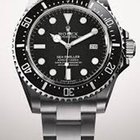 Rolex 116600 sea dweller 40mm watch