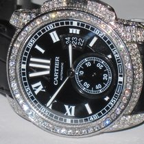 Cartier Calibre De Cartier Diamonds