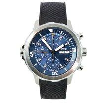 IWC Aquatimer Chronograph Jacques-Yves Cousteau