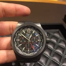 Breitling Bentley GMT Light Body B04 Midnight Carbon 2015