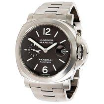 Panerai Luminor Marina Titanium Automatic Watch PAM00296