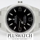 Rolex Explorer 1 214270 39mm BLACK DIAL 2013 2501