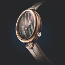 Breguet Reine de Naples Princesse Mini 9808 Rose Gold