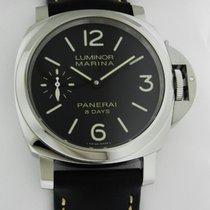 Panerai Luminor Marina 8 Days PAM00510 Stainless Steel
