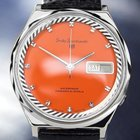 Seiko 5 Sportsmatic Mens Vintage Day Date 21 Jewels Automatic...