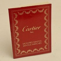 Cartier Instruction Manual Booklet