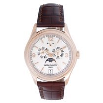 Patek Philippe Annual Calendar Men's Gold Watch 5146 R (...