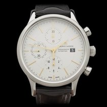Maurice Lacroix Les Classiques Chronograph Stainless Steel...