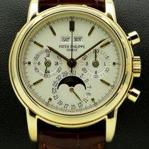 Patek Philippe Perpetual Calendar Chrono Yellow gold, Ref...