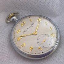 H.Moser & Cie. Vintage rare thin model serviced