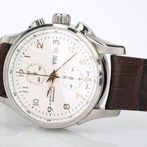 Hamilton Jazzmaster Chronograph Automatik Cal. H-21