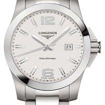 Longines Conquest Men's Watch L3.659.4.76.6
