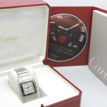 Cartier Santos Galbee Full Set Perfect Condition Automatic