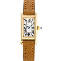 Cartier Watch Tank Allongee W1529956