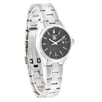 TAG Heuer Carrera Series Ladies Black Dial Swiss Quartz Watch...