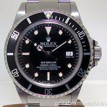 Rolex Sea-Dweller 16600 Stainless Steel Black Dial & Bezel...
