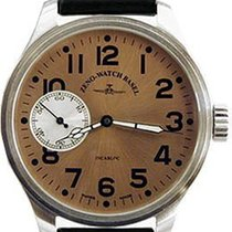 Zeno-Watch Basel OS Pilot Winder Copper