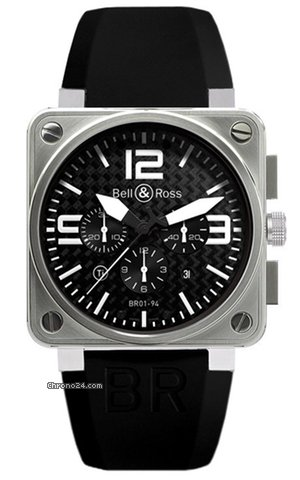 Bell &amp;amp; Ross BR01-94 Titanium