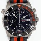 Davosa Argonautic Helium Gas Tubes Lumis Stahl Chronograph...
