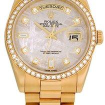 "Rolex ""Diamond Day-Date President""."