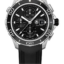 TAG Heuer AQUARACER 500M AUTOMATIC CHRONO CALIBRE 16