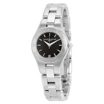 Baume & Mercier Baume and Mercier Linea Black Dial Ladies...