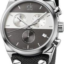 ck Calvin Klein Eager K4B381B3 Herrenchronograph Design Highlight