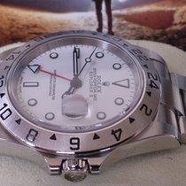 Rolex EXPLORER II REF 16570 WD++CAL 3185++KOMPLETT+LC EU+ WIE NEU